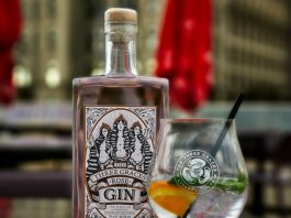 THREE GRACES LIVERPOOL LTD LAUNCH A BRAND NEW GIN