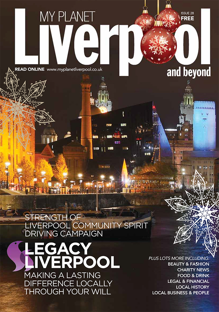 My Planet Liverpool Magazine December 2018 Edition